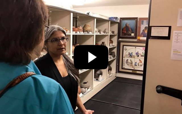 Collections at the Indian Pueblo Cultural Center